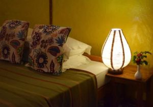 Cozy homely bedrooms at Itmenaan Himalayan Village Walks
