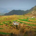 Rustic view during one of our Itmenaan Himalayan Walks